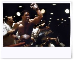 Will Smith Buffed Up for Ali
